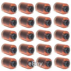 20 Bypass Feed Rollers Konica Minolta bizhub C654e C654 C652 C650 C552 C550 Comp