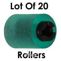 20 Roller Konica Minolta bizhub C754 C654 C652 C650 C552 A00J563600 A00J-5636-00