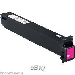 4-Pack Toner Set for Konica Minolta BizHub C452 C552 C652 552 652 TN613K TN613