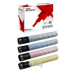 4 Toner for Konica Minolta Bizhub C224 C284 C364 C224e C284e C364e TN321