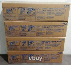 4 pk Konica Genuine Bizhub C6000 C7000 Toner CMMY NEW OEM TN616C TN616M TN616Y