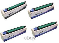 4 x COMPATIBLE KONICA MINOLTA BIZHUB C258/308/368 C458/558/658 DRUM UNIT DR 313