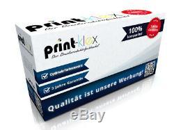 4x Laser Tonerkartuschen für Konica Minolta Bizhub C252P TN2 Quantum Pro Serie