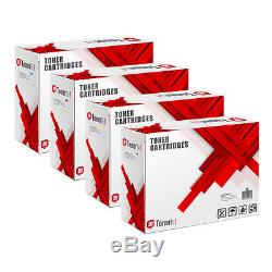 4x Toner Set für Konica Minolta Bizhub C451 C550 C650 A070151 TN411K Kompatibel
