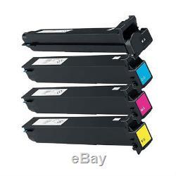 4x Toner Set für Konica Minolta Bizhub C452 C552 C652 TN613 TN413