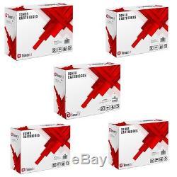 5x Toner Set for Konica Minolta BizHub C220 C280 C360 TN216 TN216K HIGH CAPACITY