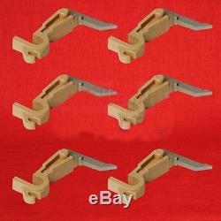6 UPPER FUSER PICKER FINGERS KONICA MINOLTA BIZHUB Pro 1051 1050P 1050EP 1050E