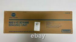 A0DE-0HF Konicaminolta Imaging Unit IU211C, Cyan For Bizhub C203, C253