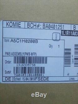 A5C1H0200B PWB ASSEMBLY (PWB-MFP) Konica Minolta Bizhub C224e C284e C364e