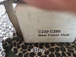 Aoed-r721-11 Fuser Unit 37460 Konica Minolta Bizhub C220 C280 C360