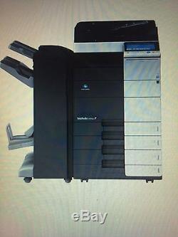 C308 Konica Minolta Bizhub photocopier with Sorter Current model £1395.00