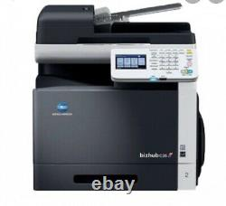 C35 Bizhub Photocopier Scanner Printer Email