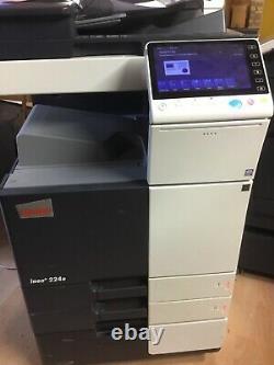 Develop Ineo+224e same Konica Minolta Bizhub C224e Network Colour Printer