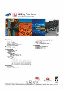 Develop Ineo+ 6500 Konica Minolta Bizhub Pro with Fiery, price includes VAT