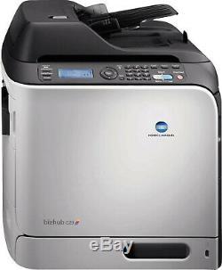 Develop ineo+ 20 Konica Minolta Bizhub C20 Farblaserdrucker 47.850 Seiten