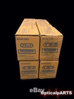 Drum Unit Set Konica Minolta. A7U40RD, A7U40TD. Bizhub C368, C308, C258