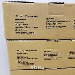 Full Toner Set of 4 compatible Konica Minolta TN321 CMYK Bizhub BRAND NEW