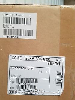 Fuser Minolta Bizhub C554 A2XK-R710-44 A2XKR71033 Neu OVP Netto 380 RG Mwst