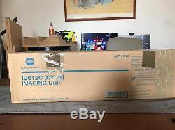 Genuine Konica Minolta A0tk0kd Bizhub C452 C552 C652 Cyan Imaging Unit
