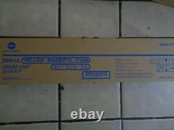 Genuine Konica Minolta DR512 COLOUR Drum Unit A2XN0TD BIZHUB C554 C224 C364