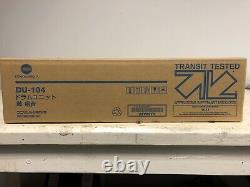Genuine Konica Minolta DU104 A2VG0Y0 Drum Unit Bizhub PRESS C6000 C7000 BNIB