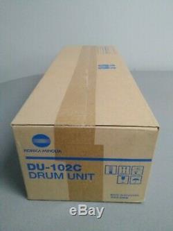 Genuine Konica Minolta DU-102C Black / Color Drum Unit A0400YA bizhub Pro C5500