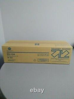 Genuine Konica Minolta DU-104 (A2VG0Y0) Drum Unit bizhub PRESS C6000, C700, C70HC