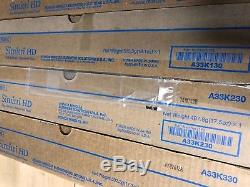 Genuine TN-321 Konica Minolta CMY(2xK) Toner Set 5 for Bizhub