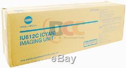 Iu612c Genuine Konica Minolta Bizhub C452 C552 C652 Cyan Imaging Unit A0tk0kd