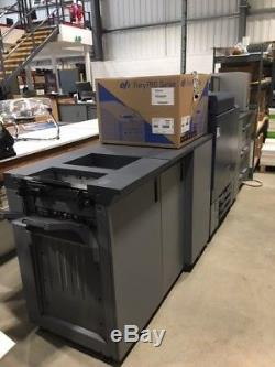 KONICA BIZHUB C8000 Digital Colour Press with Fiery RIP and all cables