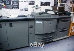 KONICA MINOLTA BIZHUB PRO C6500e Colour Copier Production Press EFi FIERY