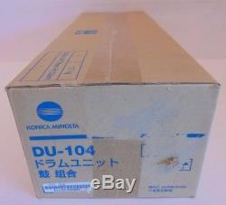 KONICA MINOLTA DU-104 A2VG0Y0 Drum unit Trommel f. BizHub PRESS C6000 C7000 NEU