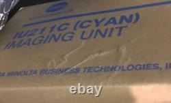 KONICA MINOLTA IMAGING UNIT IU211C (CYAN) A0DE-0HF Bizhub C203 C253 BNIB