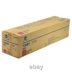 KONICA MINOLTA TN-713M Original Toner Magenta für bizhub C659, C759
