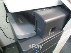 Konica Bizhub 454e Black & White Photocopier/Copier & Staple Finisher