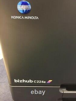 Konica Bizhub C224e