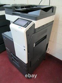 Konica Bizhub C227 Colour Photocopier/Copier