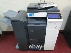 Konica Bizhub C258 Colour Photocopier & Staple Finisher