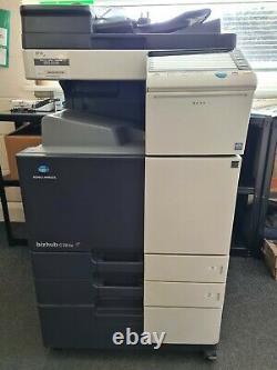 Konica Bizhub C284e Colour Printer, Photocopier, Scanner