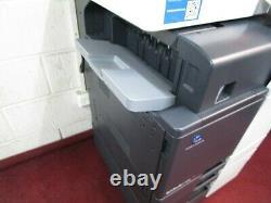 Konica Bizhub C308 Colour Photocopier & Staple Finisher