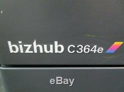 Konica Bizhub C364e Colour Photocopier/Copier