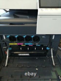 Konica Bizhub C364e Colour Photocopier/Copier/Scanner