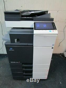 Konica Bizhub C364e Colour Photocopier/Copier & Staple Finisher