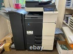 Konica Bizhub C364e Colour Photocopier/Copier with finsher