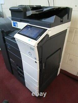 Konica Bizhub C458 Colour Photocopier/Copier & Booklet Finisher