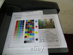 Konica Bizhub C458 Colour Photocopier/Copier & Staple Finisher