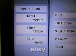 Konica Bizhub C554e Colour Photocopier/Copier & Fax Unit