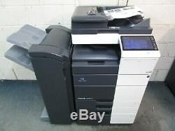 Konica Bizhub C554e Colour Photocopier/Copier & Staple Finisher