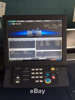 Konica Bizhub C6000 Digital Colour Press With Creo External Controller