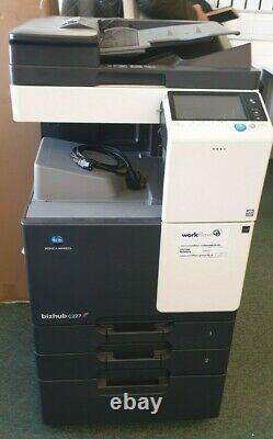 Konica Bizhub Minolta C227 Colour (Photocopier/Printer)